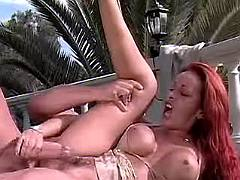 Busty beauty gets fucked