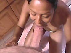 Kinky hardcore interracial couple in hot sex